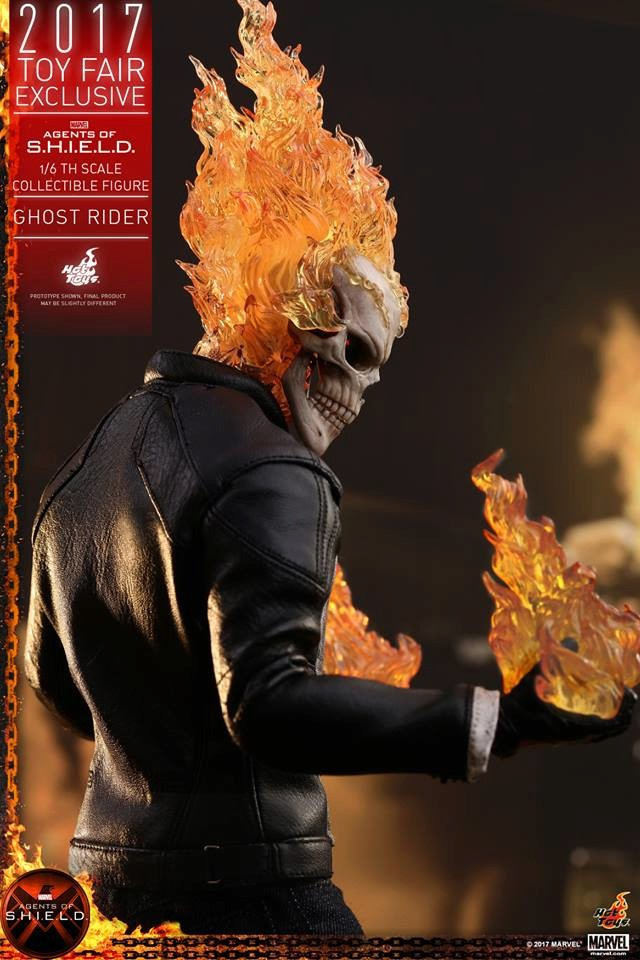 AGENTS OF SHIELD - GHOST RIDER -TMS005 10810