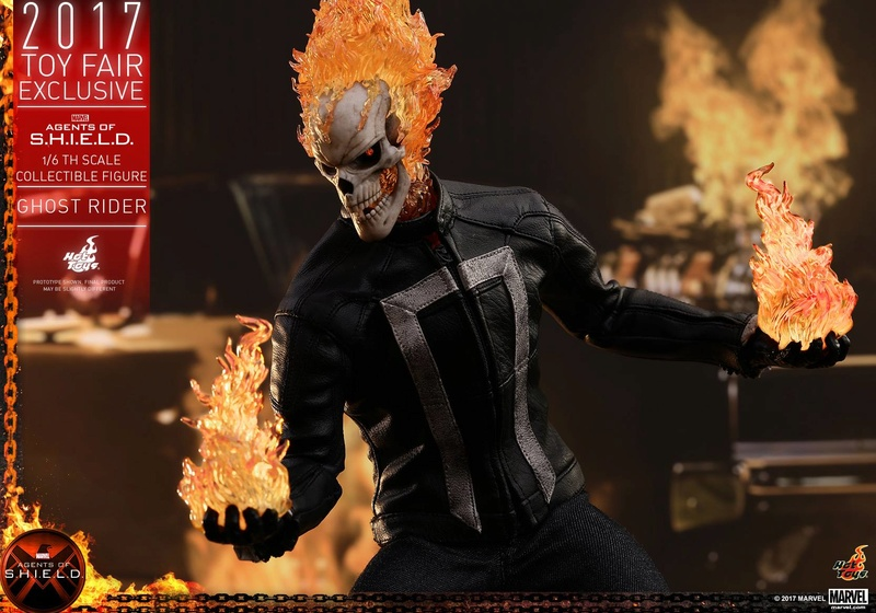 AGENTS OF SHIELD - GHOST RIDER -TMS005 10910