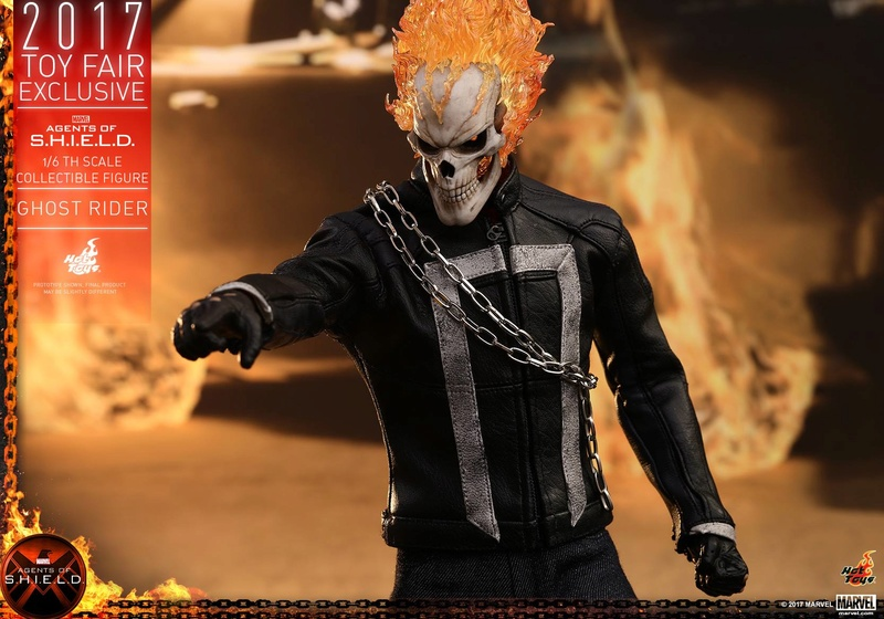 AGENTS OF SHIELD - GHOST RIDER -TMS005 11010