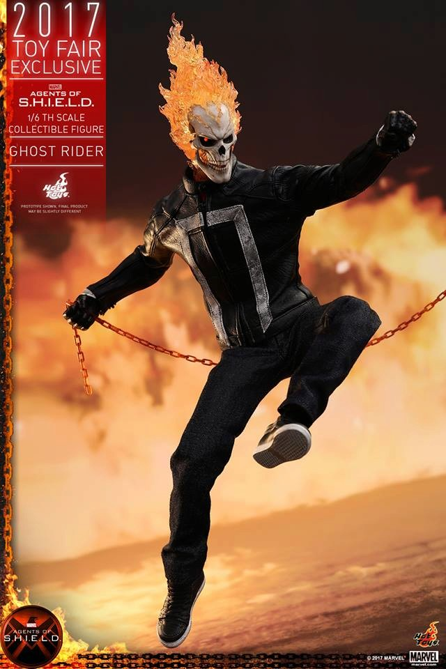 AGENTS OF SHIELD - GHOST RIDER -TMS005 11310