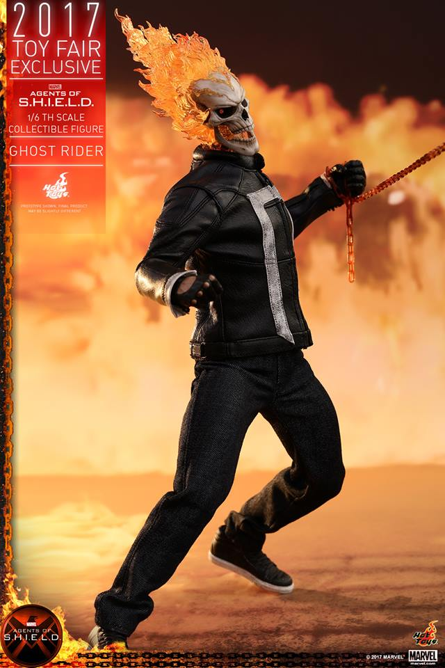 AGENTS OF SHIELD - GHOST RIDER -TMS005 11410