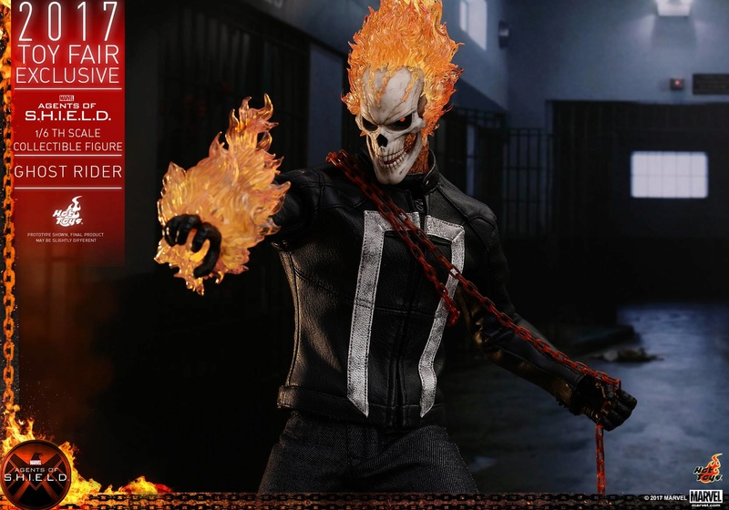 AGENTS OF SHIELD - GHOST RIDER -TMS005 11510