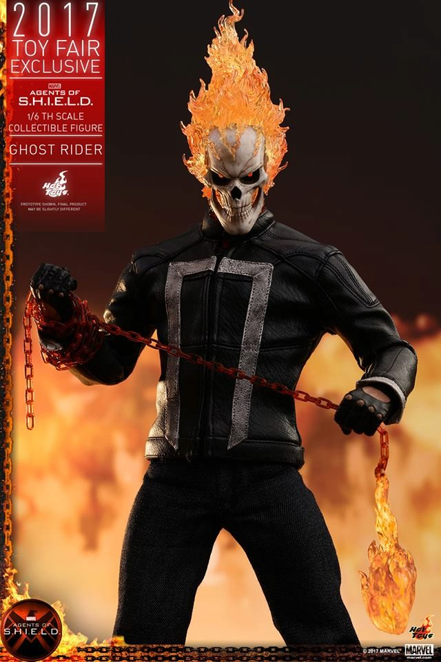 AGENTS OF SHIELD - GHOST RIDER -TMS005 11610