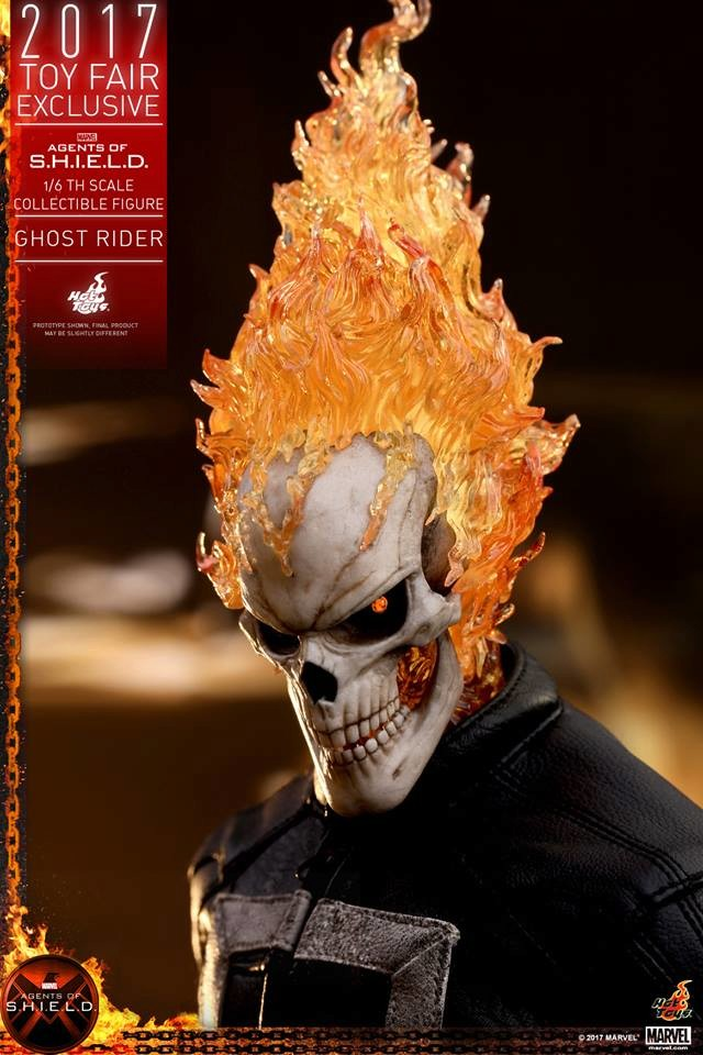 AGENTS OF SHIELD - GHOST RIDER -TMS005 11710