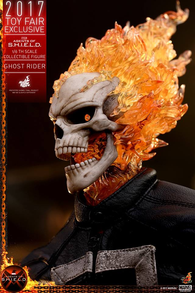 AGENTS OF SHIELD - GHOST RIDER -TMS005 11810