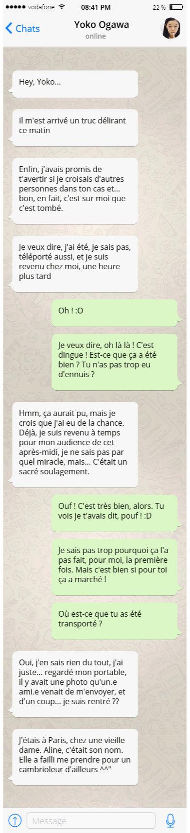 Nathan / Yoko (Conversation Whatsapp #3) Index10
