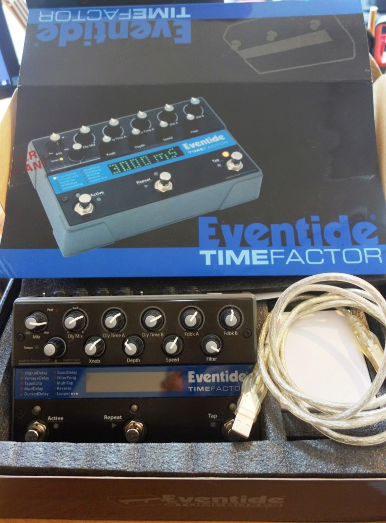 Vends Eventide Timefactor Timefa12