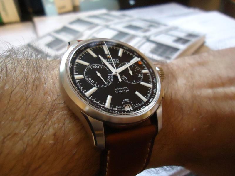 Zenith pilot chrono Dsc00711