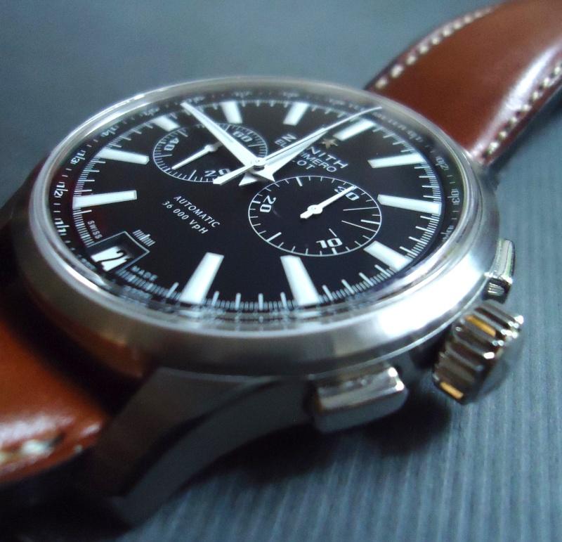 Zenith pilot chrono Dsc00712