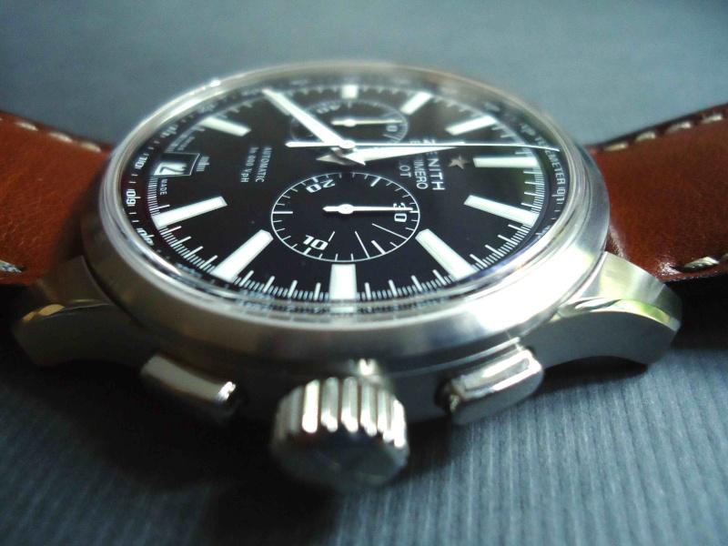 Zenith pilot chrono Dsc00713