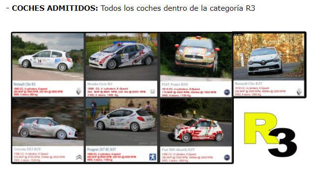 1º evento de Temporada Rallyesprint Virgen del Viso CGC Captur10