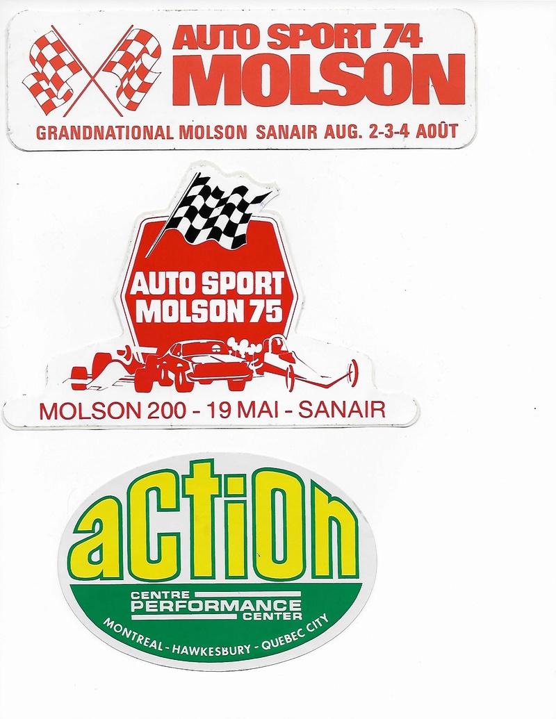 Stickers vintage en tout genre, Track, produit auto, dealer ect... Sticke12