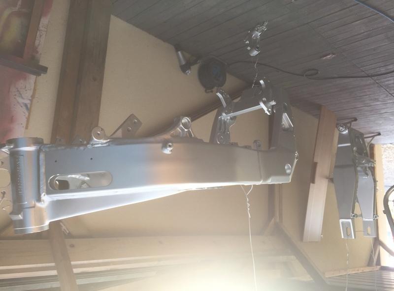 Restauration Stinger H2 1410