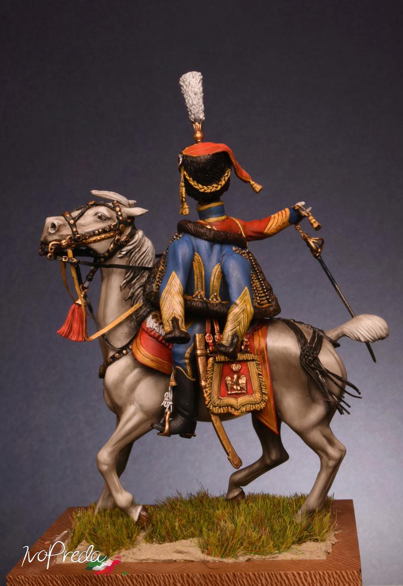 Louis-Charles-Gregoire Maignet colonnel du 9eme hussard Dsc_0219