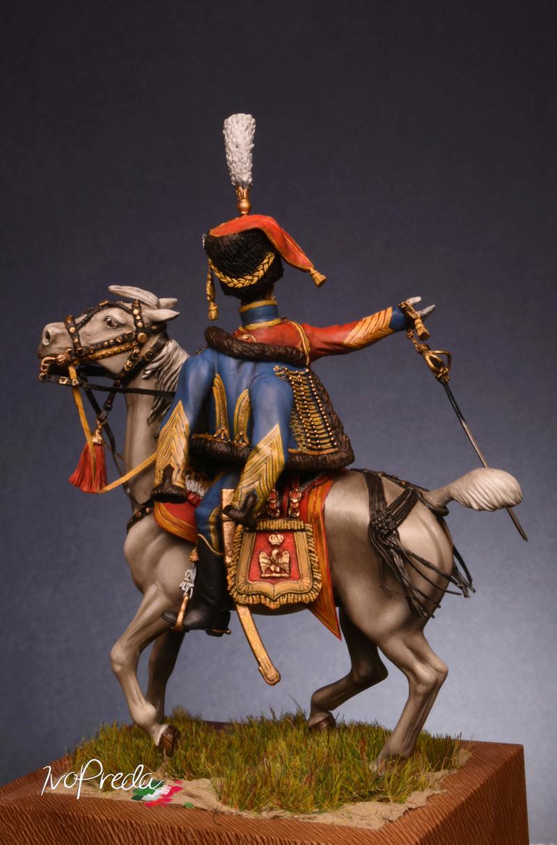 Louis-Charles-Gregoire Maignet colonnel du 9eme hussard Dsc_0220