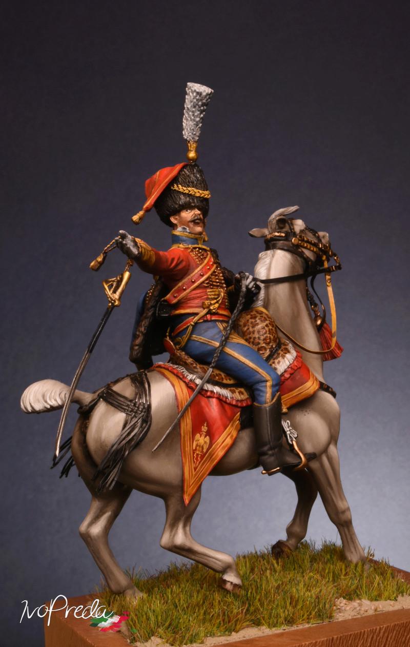 Louis-Charles-Gregoire Maignet colonnel du 9eme hussard Dsc_0221