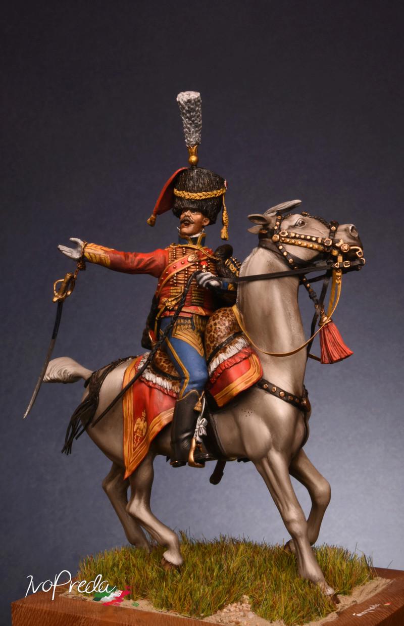 Louis-Charles-Gregoire Maignet colonnel du 9eme hussard Dsc_0222