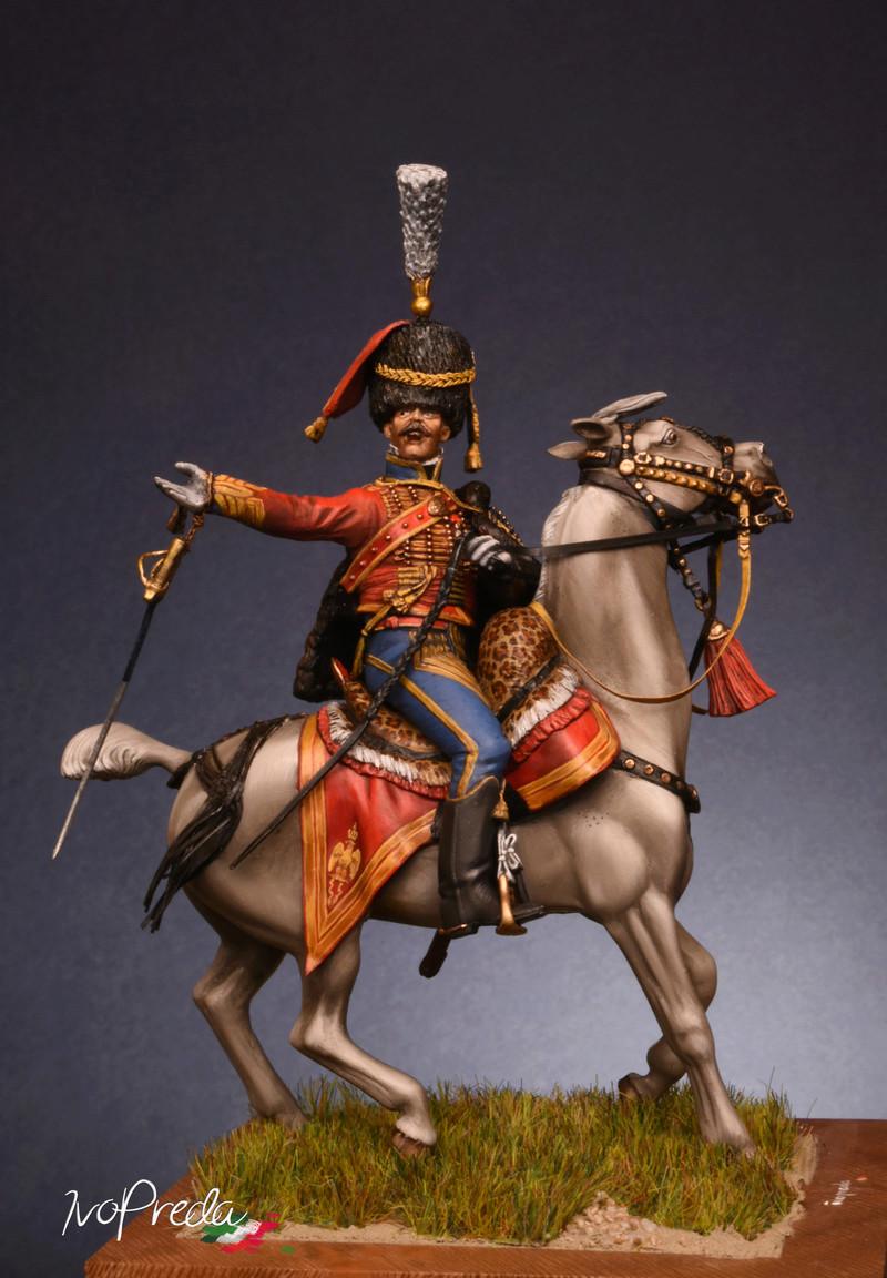 Louis-Charles-Gregoire Maignet colonnel du 9eme hussard Dsc_0223