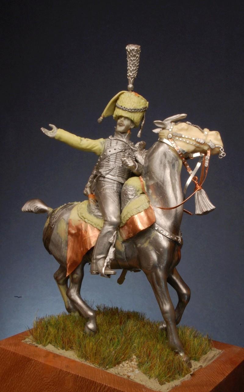 Louis-Charles-Gregoire Maignet colonnel du 9eme hussard Dsc_7610