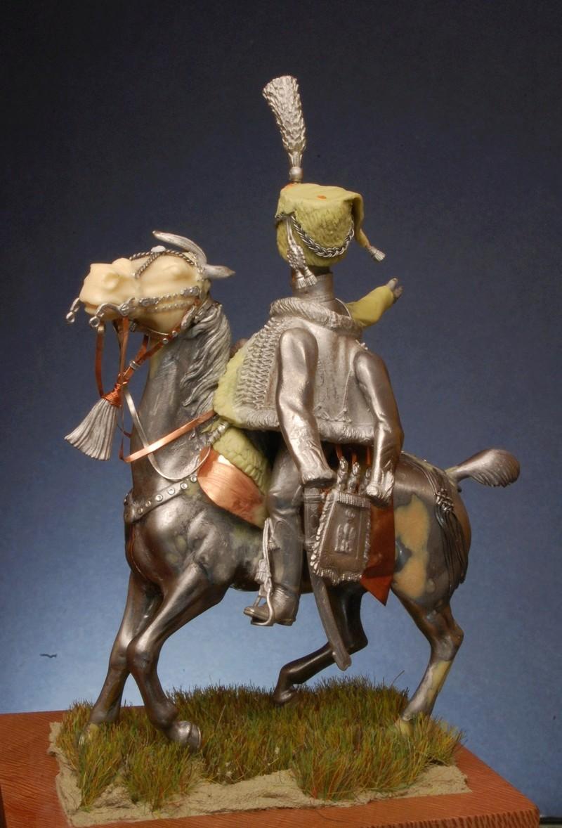 Louis-Charles-Gregoire Maignet colonnel du 9eme hussard Dsc_7611