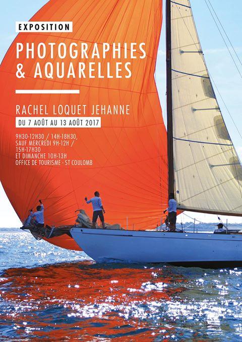 Exposition à Saint-Coulomb 20448910