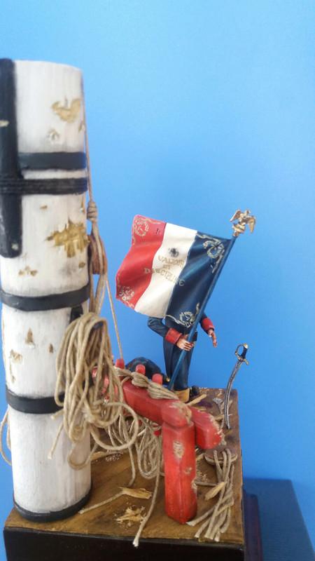 L Aigle du BUCENTAURE-Trafalgar 1805 11318013