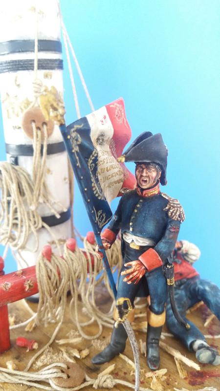 L Aigle du BUCENTAURE-Trafalgar 1805 11318016