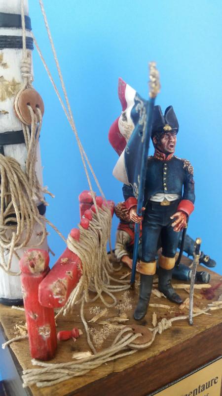 L Aigle du BUCENTAURE-Trafalgar 1805 11318018