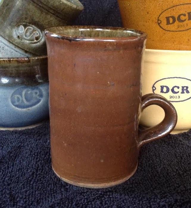 Barry Brickell DCR mug Bb110