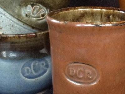 Barry Brickell DCR mug Bb210