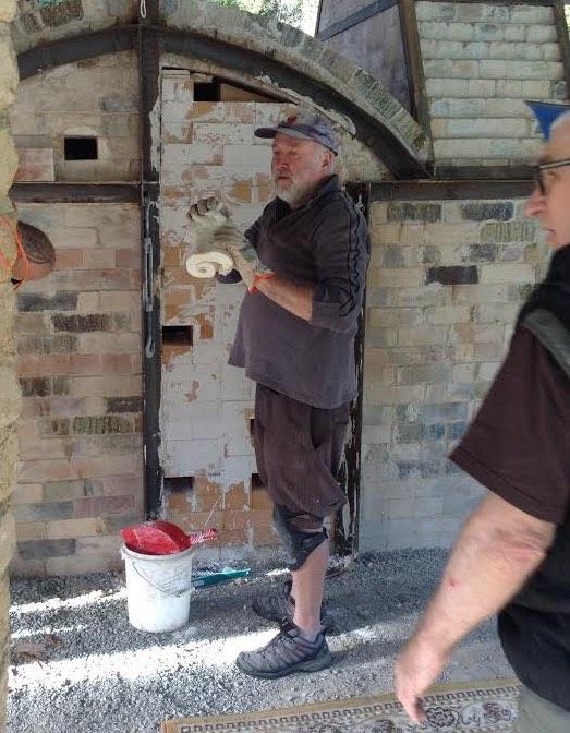 A new wood kiln for the Quarry Kilnco10