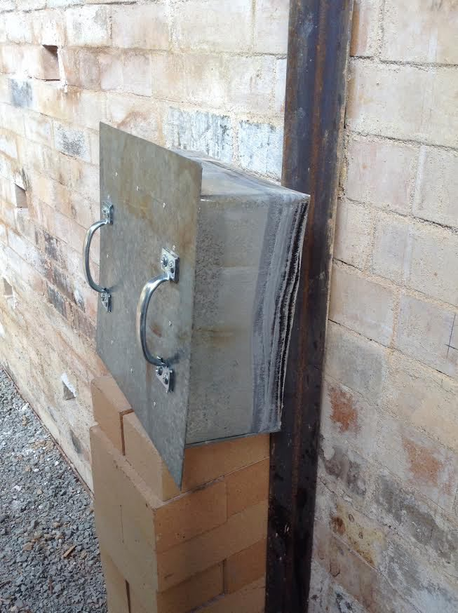 A new wood kiln for the Quarry Kilndo10