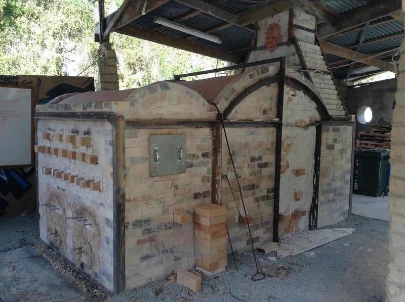 A new wood kiln for the Quarry Kilnho10