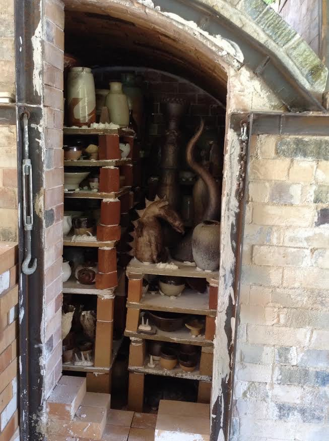 A new wood kiln for the Quarry Kilnop10