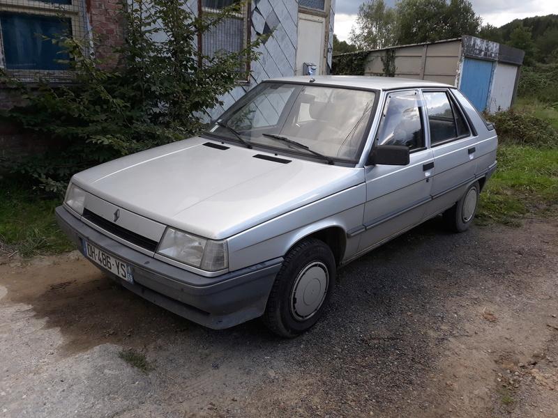 Renault 11 TL 1987 20170911