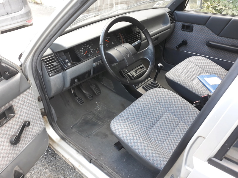 Renault 11 TL 1987 20170914