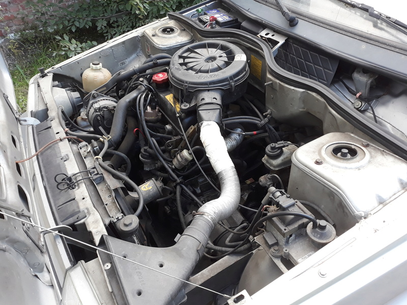 Renault 11 TL 1987 20170918