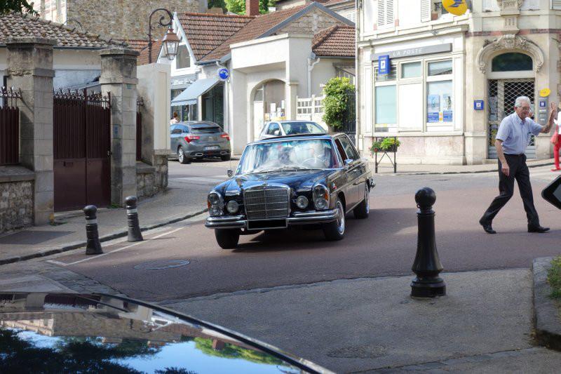 Rencontre privée Mercedes-Benz W 126 le dimanche 25 juin 2017 à Villennes sur Seine Img_0624