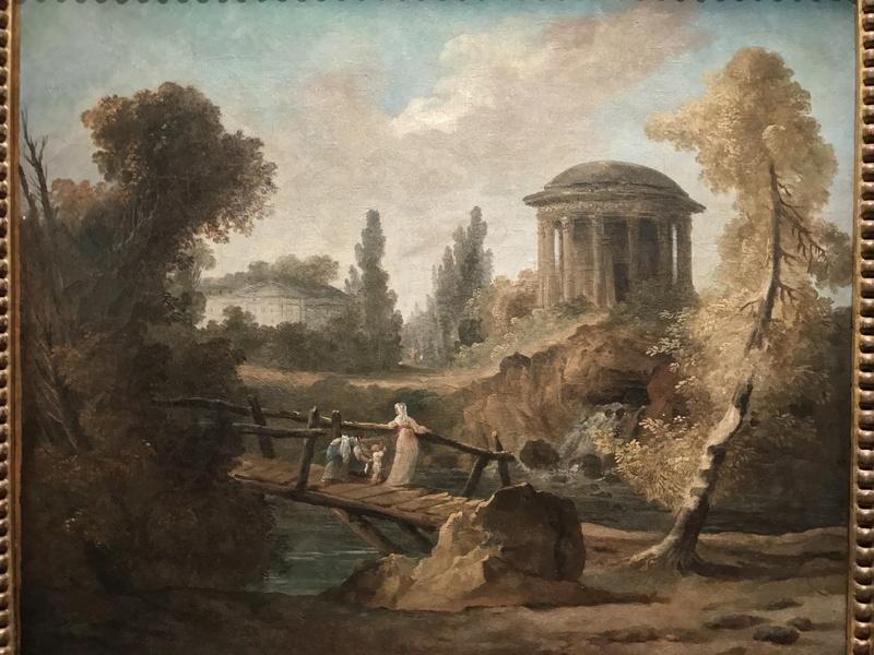 Hubert Robert et la fabrique des jardins à La Roche-Guyon 340df810