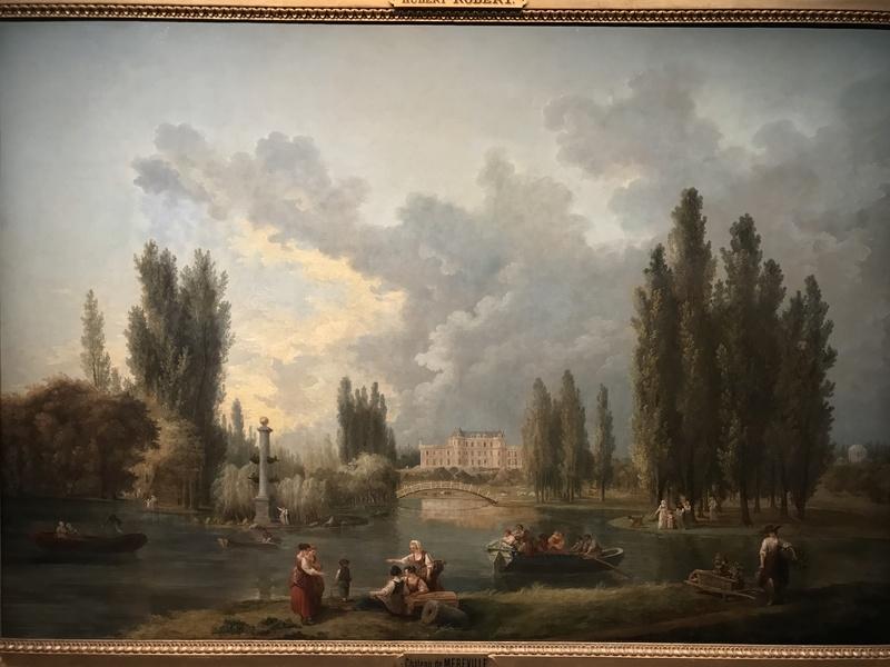 Hubert Robert et la fabrique des jardins à La Roche-Guyon 37307710