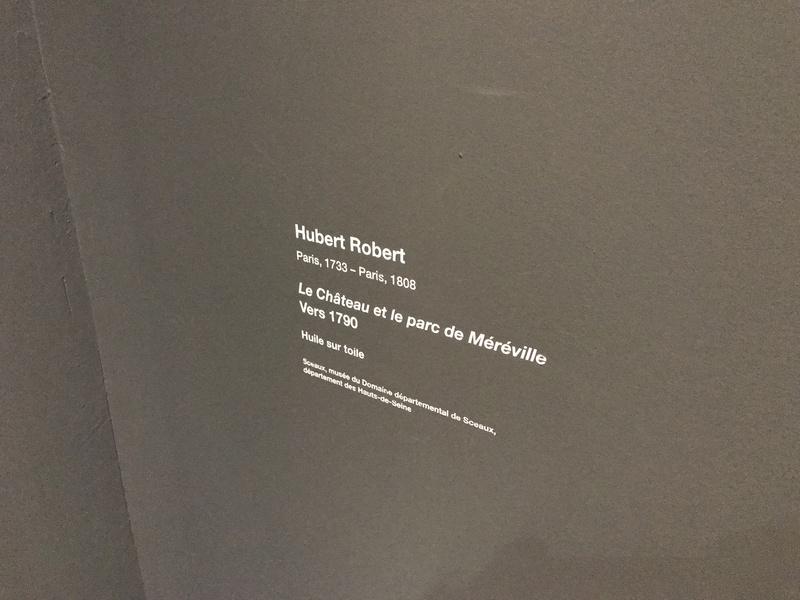 Hubert Robert et la fabrique des jardins à La Roche-Guyon 6ea13310