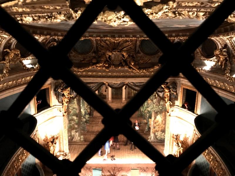 Le Devin du Village, de Jean-Jacques Rousseau, Théâtre de la reine au Petit Trianon Img_1312