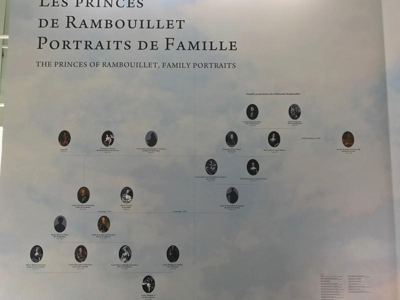 Réunion de Famille à Rambouillet : les Toulouse-Penthièvre Img_3125