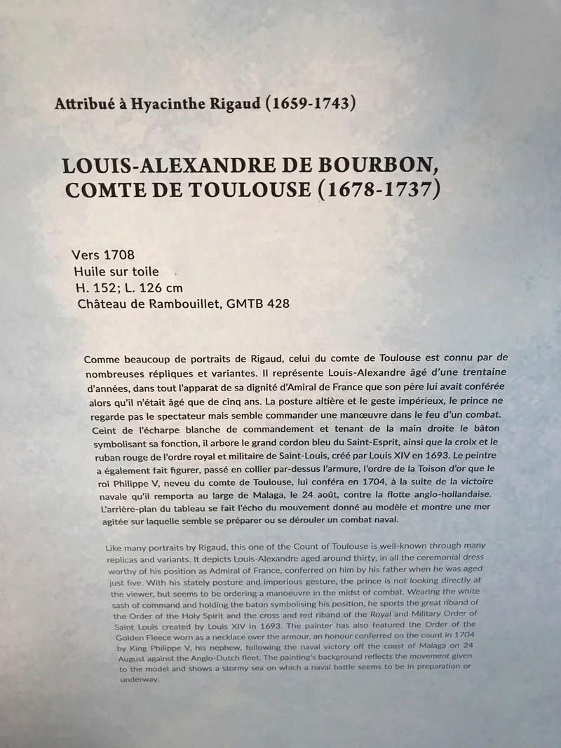 Réunion de Famille à Rambouillet : les Toulouse-Penthièvre Img_3126