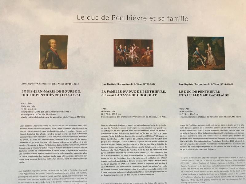 Réunion de Famille à Rambouillet : les Toulouse-Penthièvre Img_3135