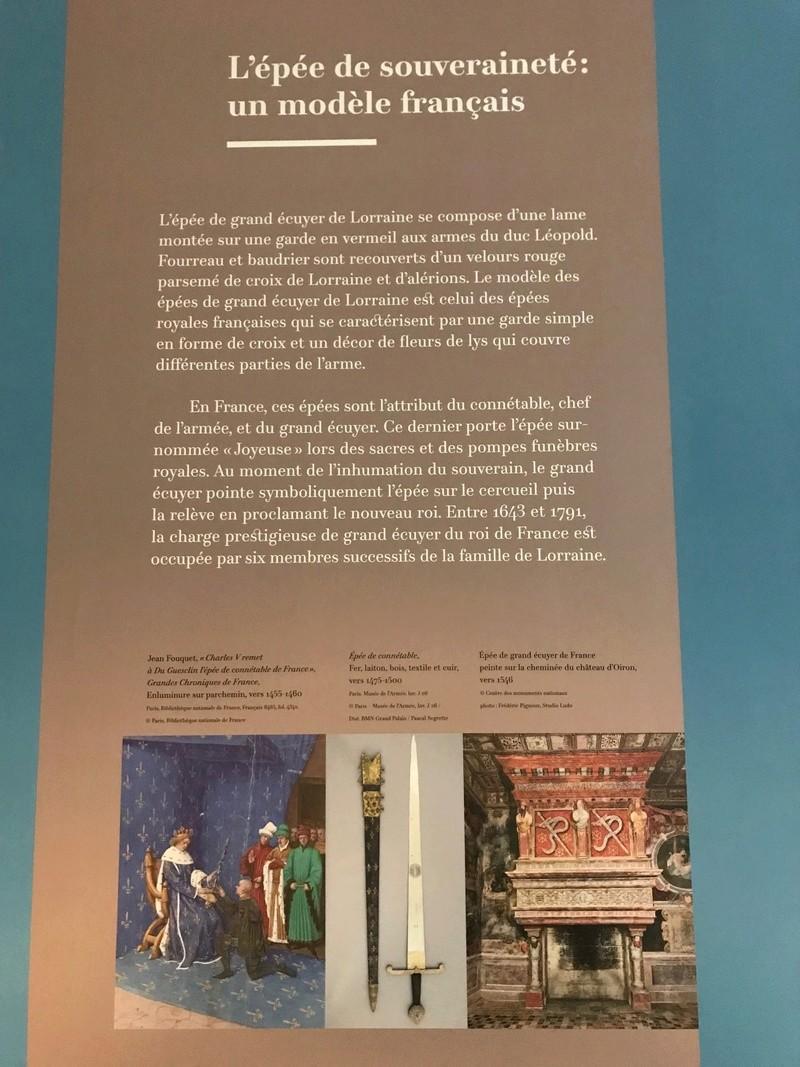 L'épée du Grand Ecuyer de Lorraine Img_3961