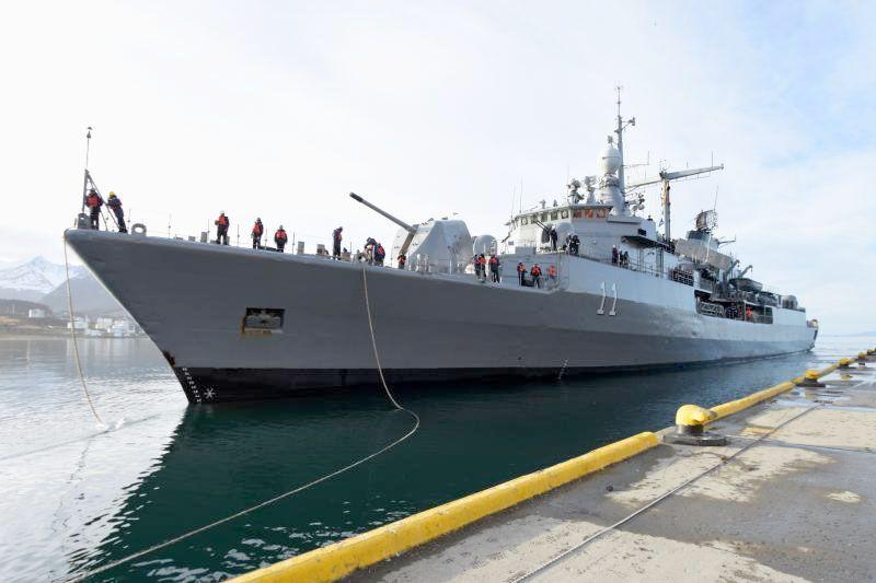 [ARG] classe ARA Almirante Brown MEKO 360H2 06-51510