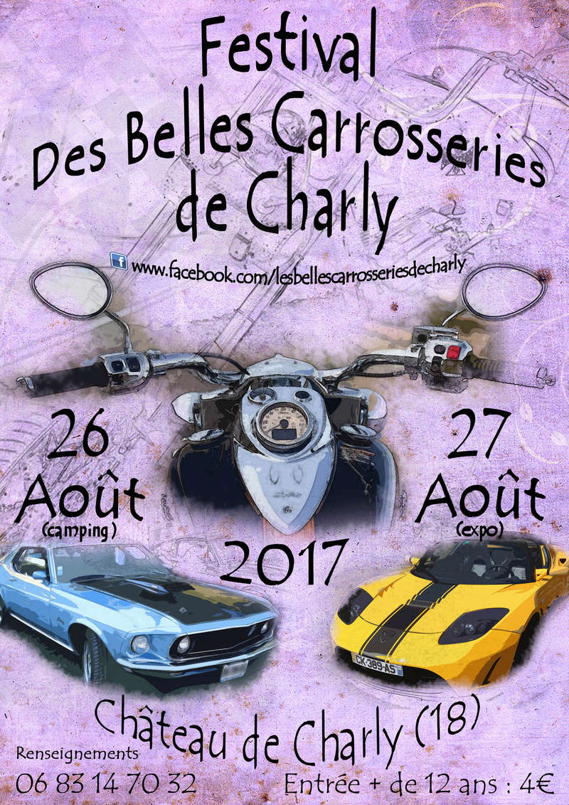 CHARLY AOUT 2017 Affich11