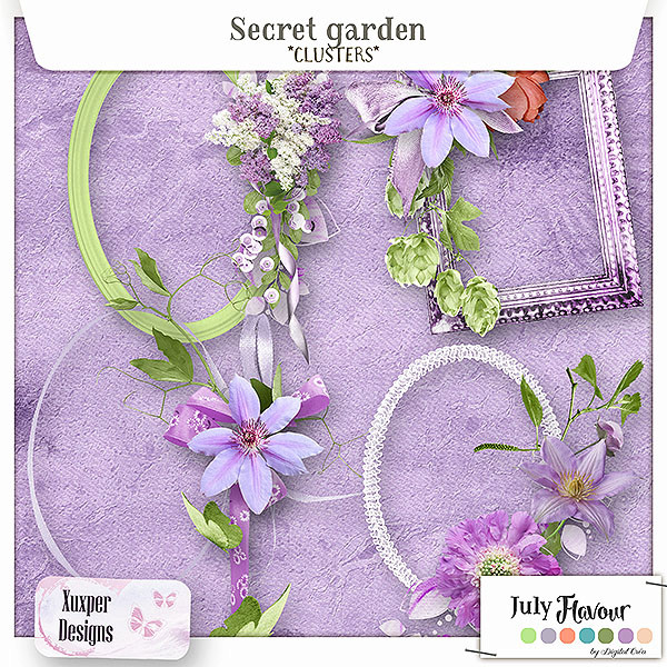 Secret garden (Flavour 03.07) Xuxper11