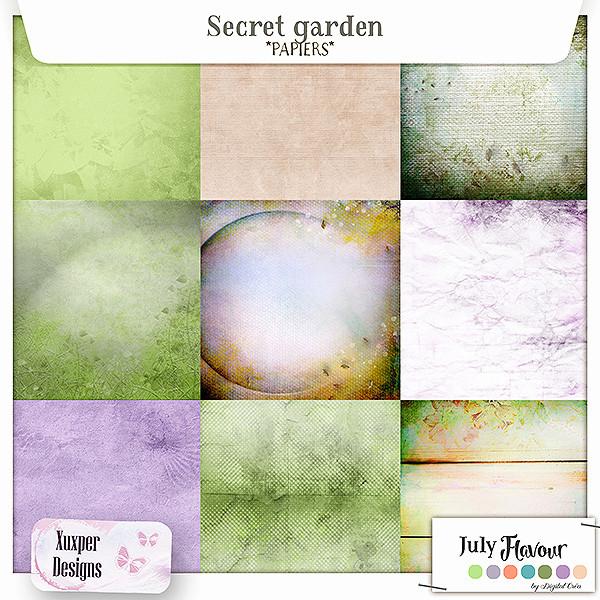 Secret garden (Flavour 03.07) Xuxper13
